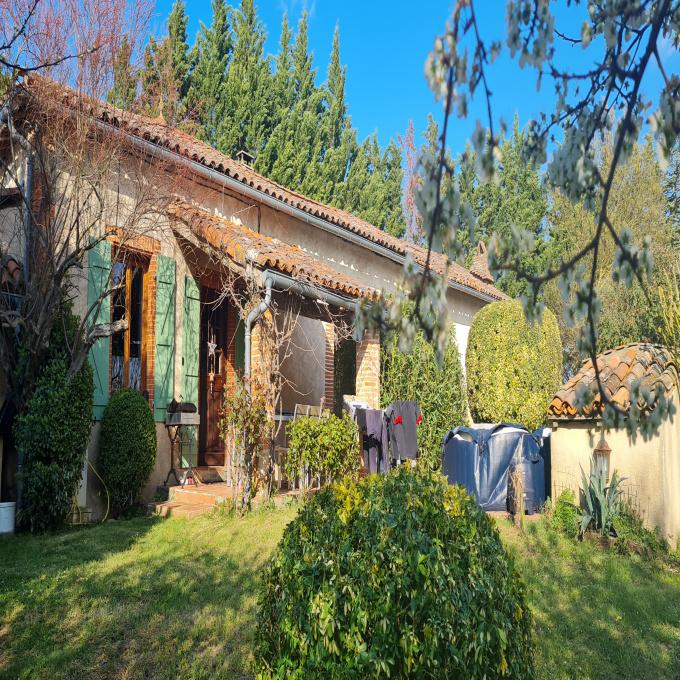 Offres de vente Ferme Saint-Sulpice-sur-Lèze (31410)